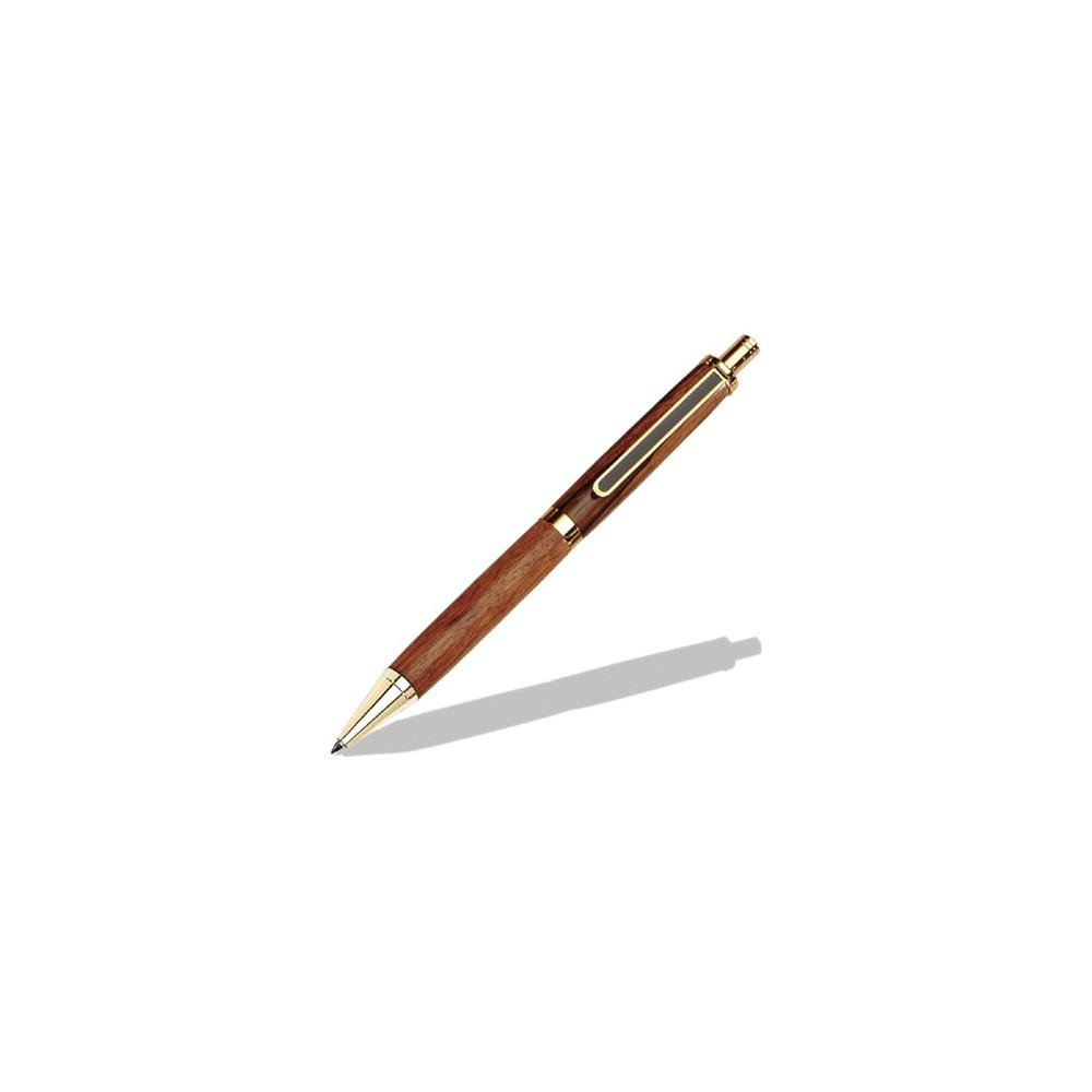 Mécanisme Stylo Bois - Mécanisme styloà billeà poussoir Encre Gel Maison Du Tournage