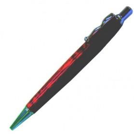 Mécanisme stylo à bille rétractable fantaisie à Poussoir