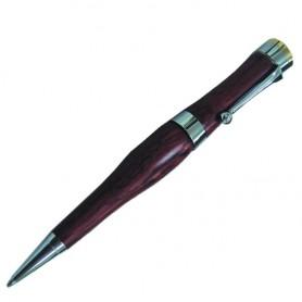 Mécanisme stylo à bille embout bicolore de Luxe