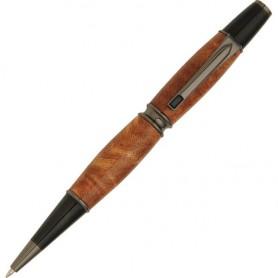Mécanisme stylo à bille gris brillant Direction