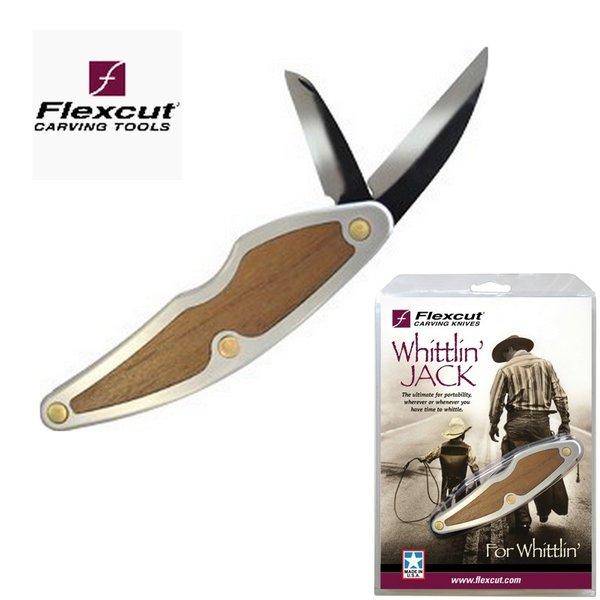couteau 2 lames pliants par flexcut pour la sculpture sur bois. Black Bedroom Furniture Sets. Home Design Ideas