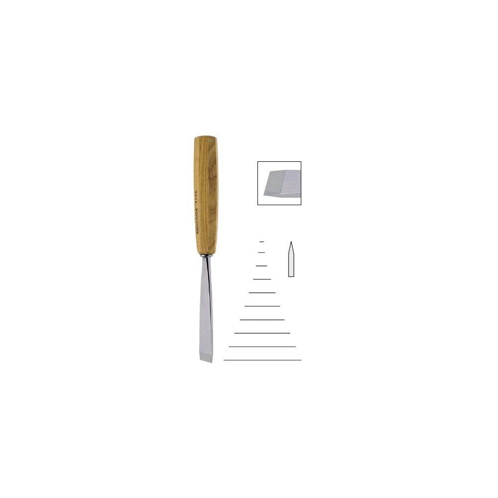 plane droite 2mm pfeil haut de gamme pour la sculpture sur bois