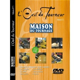 DVD L'oeil du Tourneur Volume 1