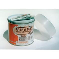 P te bois 2 composants 0 5 litre maison du tournage for Pate a bois maison