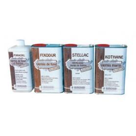 Vernis de finition Stellac 0,5 litre