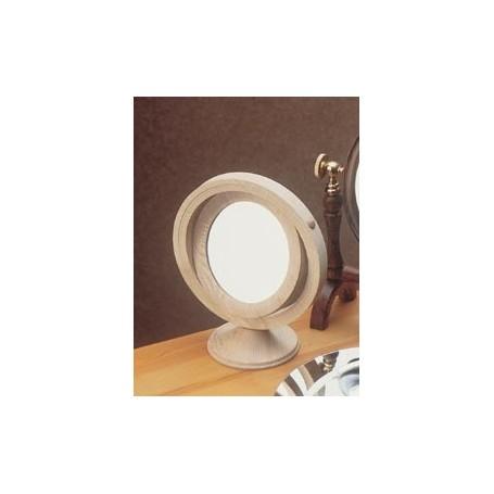 Miroir Bord Poli 200mm