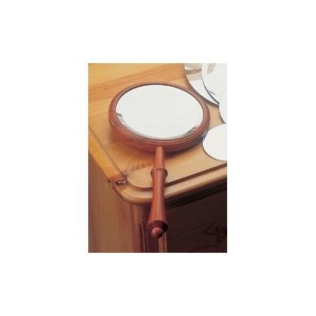 Miroir Bord Biseauté et Poli 200mm