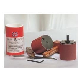 Tambour de Ponçage Carroll 25mm