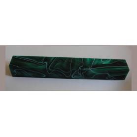 Acrylique pour stylo vert émeraude