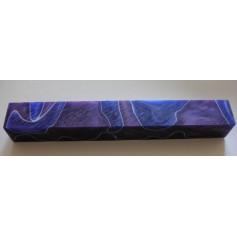 Acrylique pour stylo violet/mauve