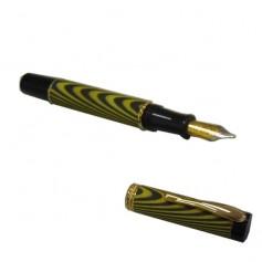 Mécanisme stylo plume doré de Luxe
