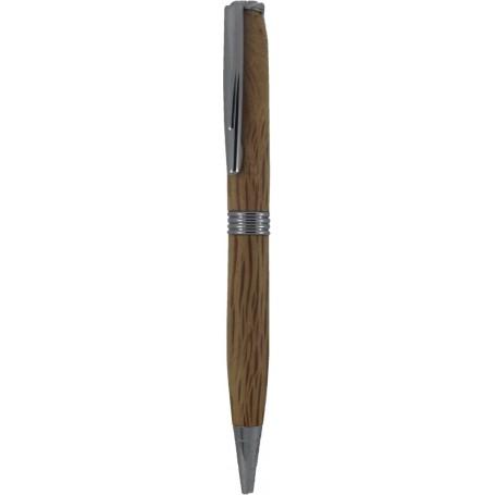 Mécanisme stylo bille Newline chromé