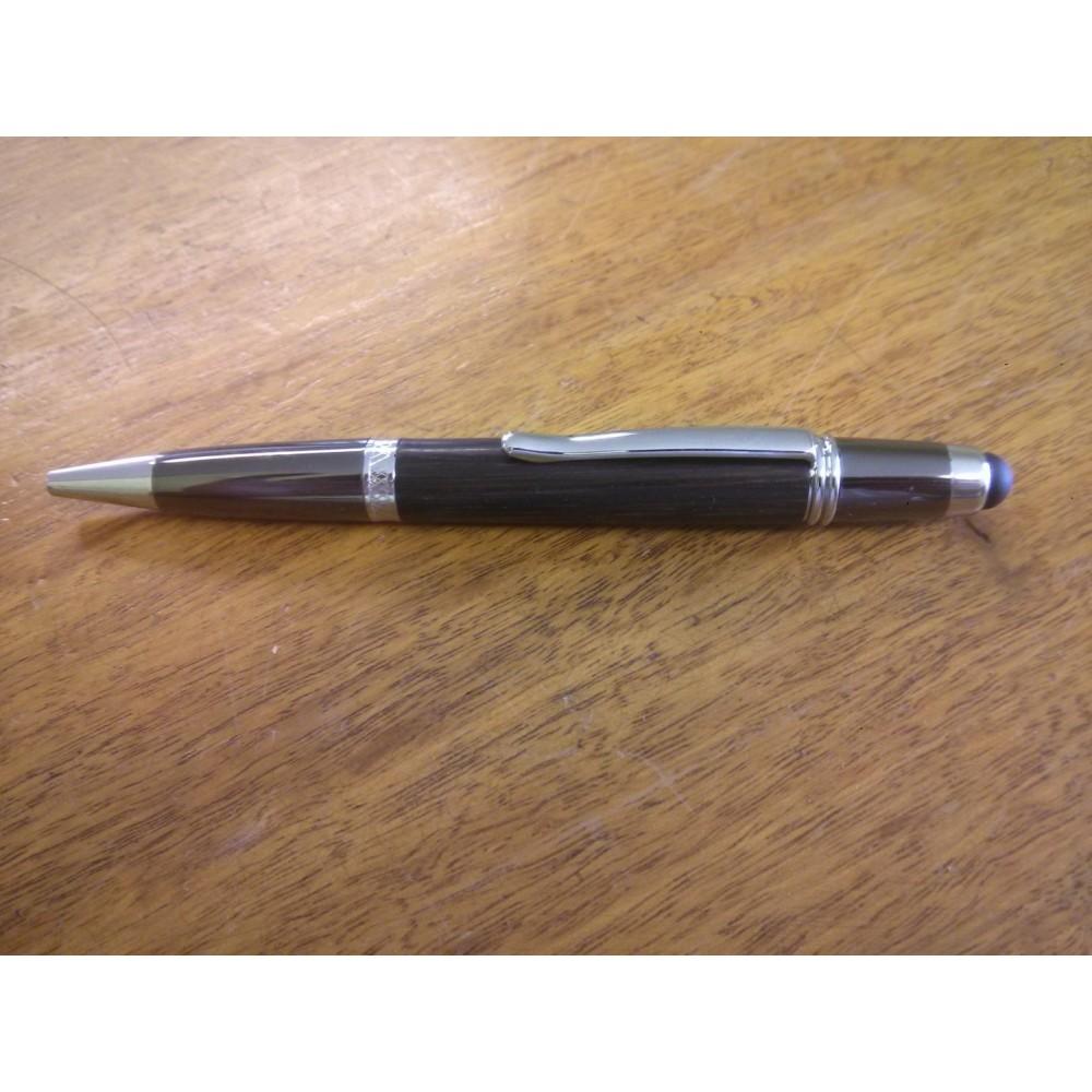 Mécanisme Stylo Bois - Mécanisme stylo bille Sierra doré Maison Du Tournage