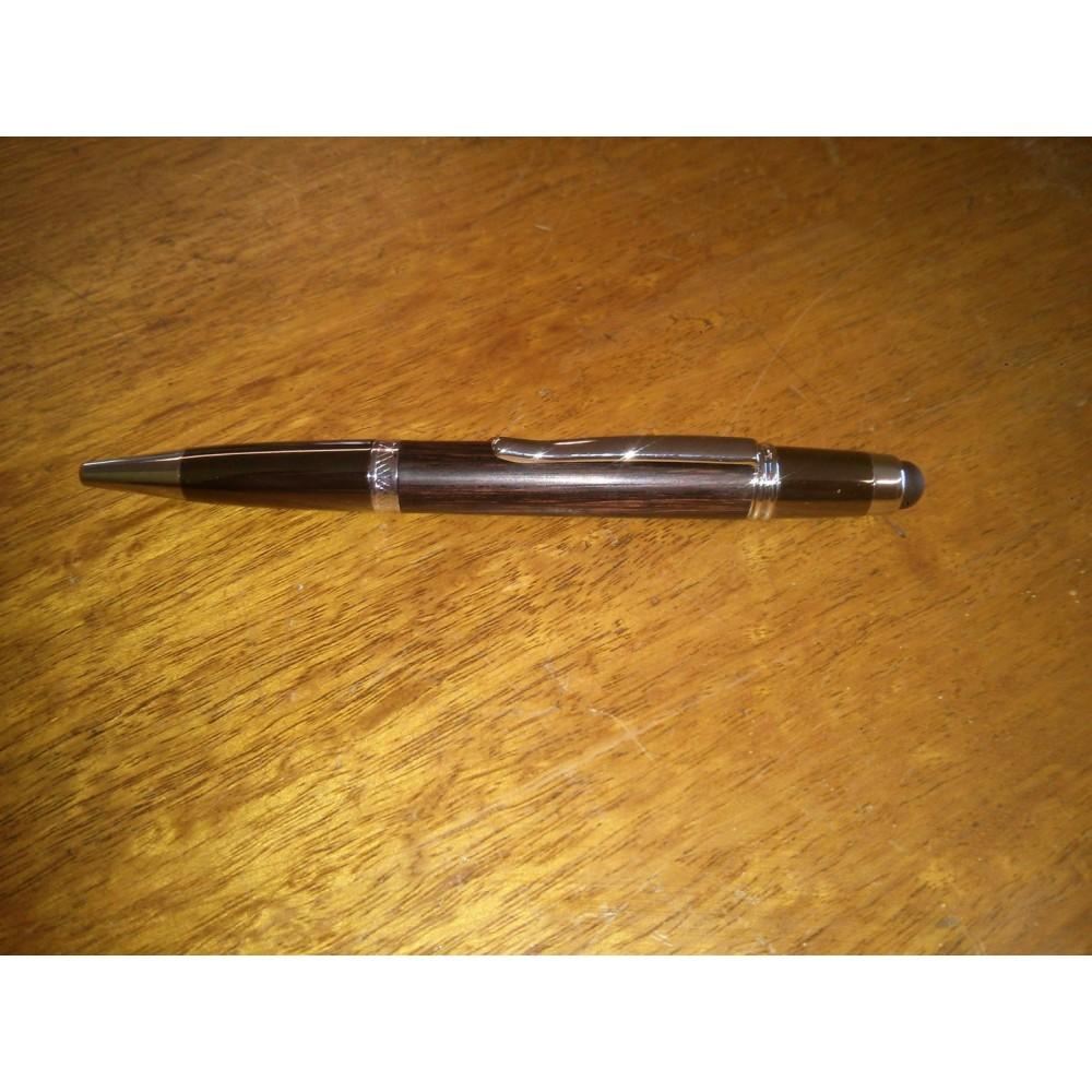 Mécanisme stylo bille Sierra doré Maison Du Tournage # Mécanisme Stylo Bois