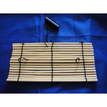 Écrins en bambou (lot de 5)