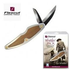 Couteau pliant 2 Lames Flexcut