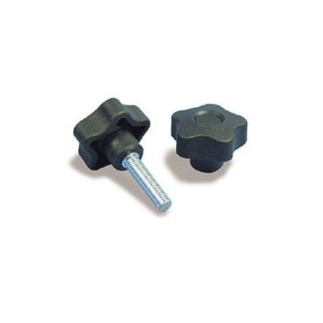 Leviers à boutons, female M10