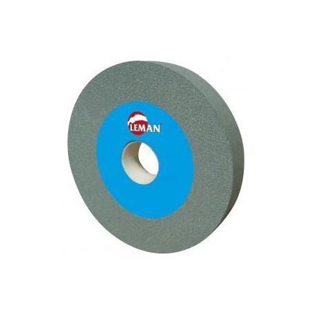 Meule silicium 150x32x20mm verte