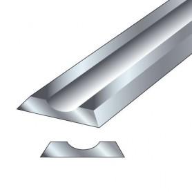 Paire fers de rabot 92x5,5x1,1mm