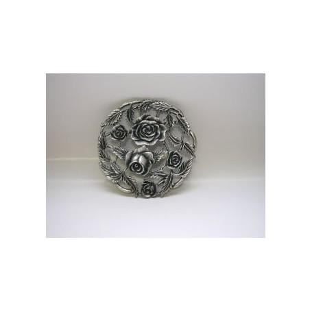 Couvercle Eclosion de roses