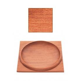 Bubinga carré 50 x 50 x 300mm