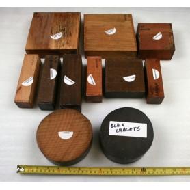 Mélange bois du Mozambique 5kg