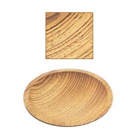 Zébrano carré 175 x 175 x 50mm
