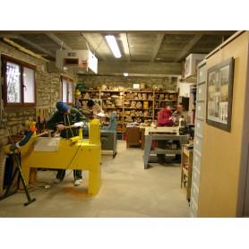 Formation tournage sur bois à Alès