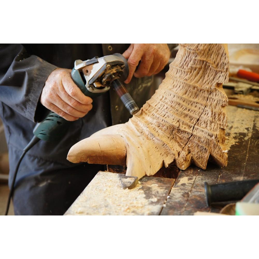 Arbortech turboshaft maison du tournage - Outils pour sculpter le bois ...