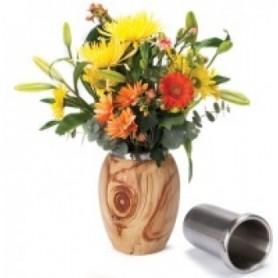 Insert pour vase