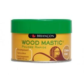 Wood Mastic rapide Bois fonçé