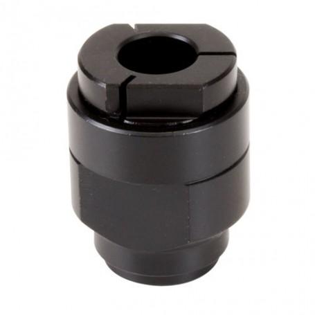 Pince de rechange 12,7mm pour défonceuses Hitachi M12V, M12SA, TR12.