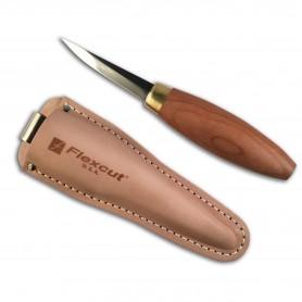 Couteau Sloyd avec Etui FLEXCUT