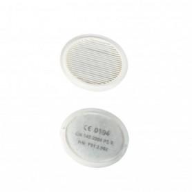 Paire de filtres P3 pour masque anti-poussière Stealth