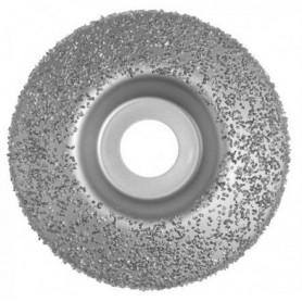 Râpe au carbure forme plate