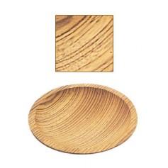 Zébrano carré 200 x 200 x 75mm