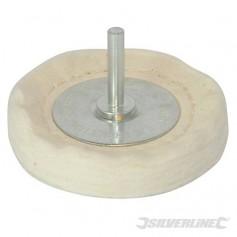 Disque de polissage ø100mm pour perceuse