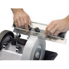 Dispositif pour fers de rabot-dégau