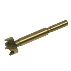 Mèche Forstner titanée diamètre 22mm