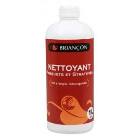 Nettoyant Parquets et Stratifiés Incolore 1L