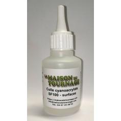 Colle cyanoacrylate fluide 50gr