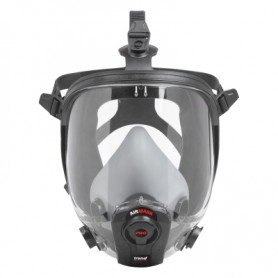Masque complet avec visière taille M (filtres en option)