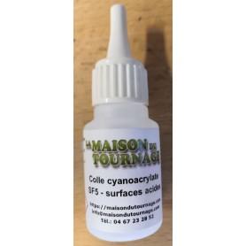 Colle cyanoacrylate très fluide 20gr