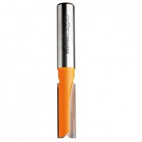 Fraise droite CMT série longue diamètre 12,7mm