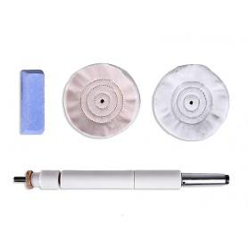 Système de polissage pour stylos en acrylique