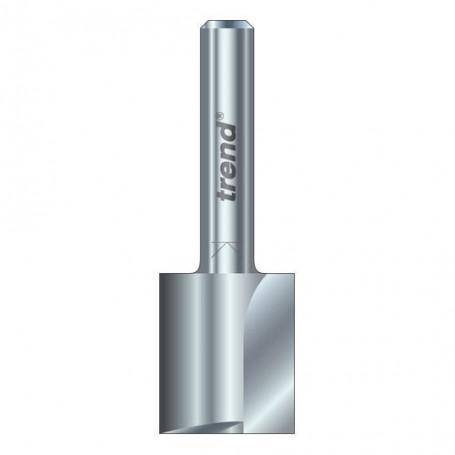 Fraise droite de défonceuse dia. 12,7 mm