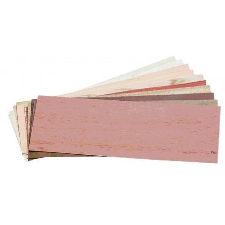Kit de feuilles de placage B