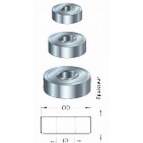 Roulement de rechange, 8mm x 43mm