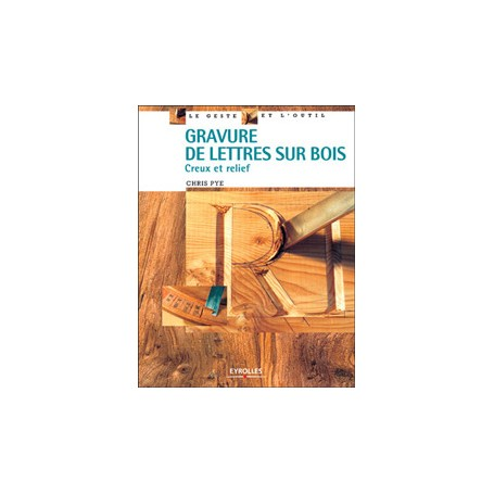 Gravures de Lettres sur Bois