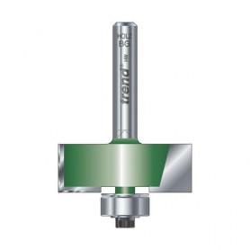 Fraise reducteur tige 8mm, HC 12.7mm